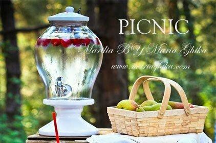 An enchanted picnic