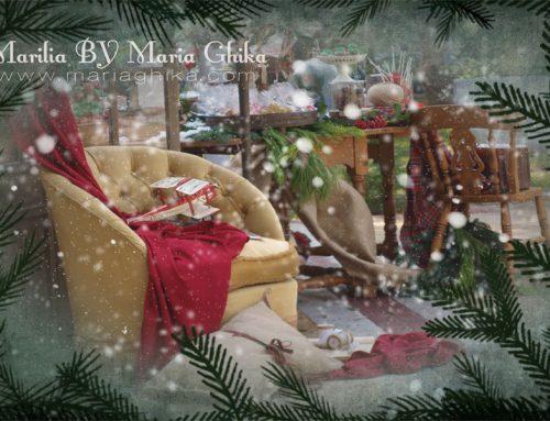 Christmas Christening