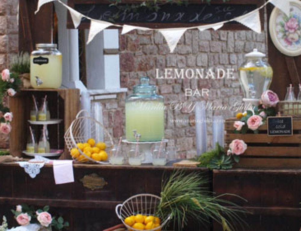 Vintage Lemonade BAR