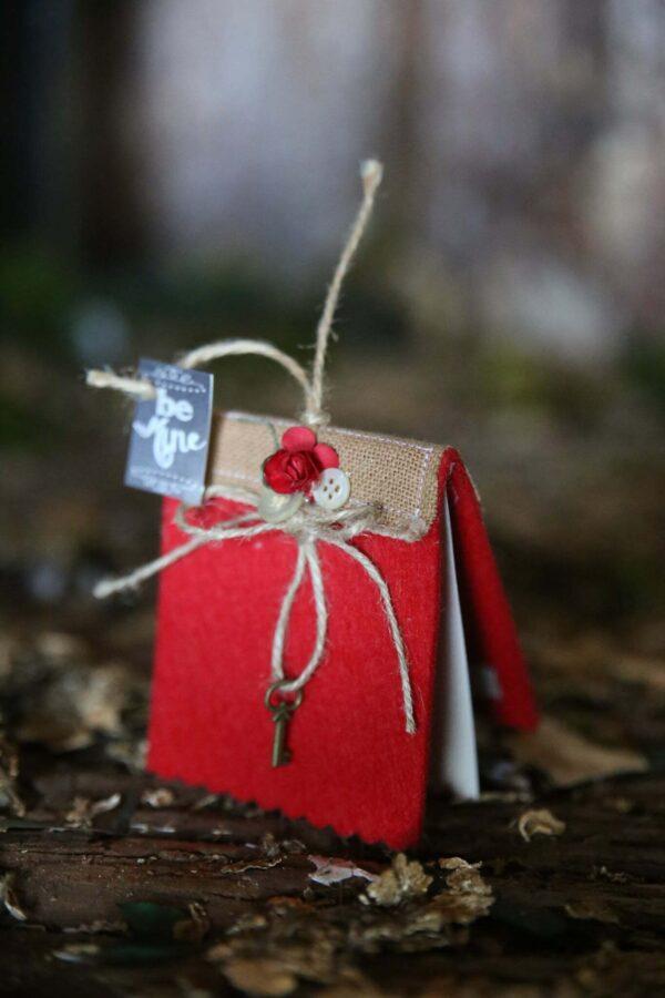 valentine's handmade card