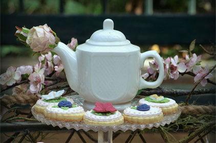 ~It's Tea Time for a little Princess~